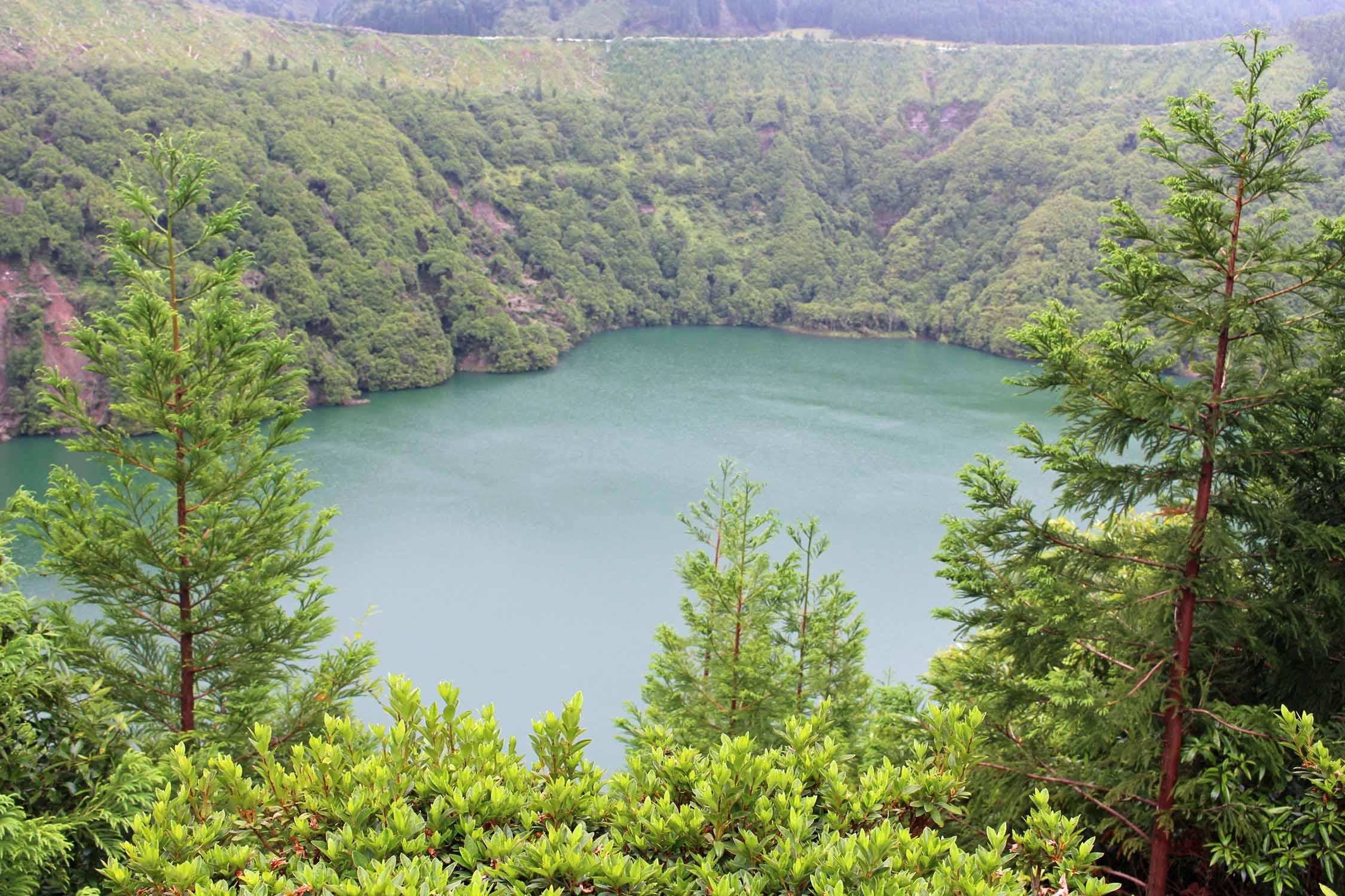 Lac de Santiago