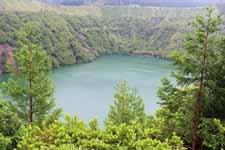 Lake of Santiago