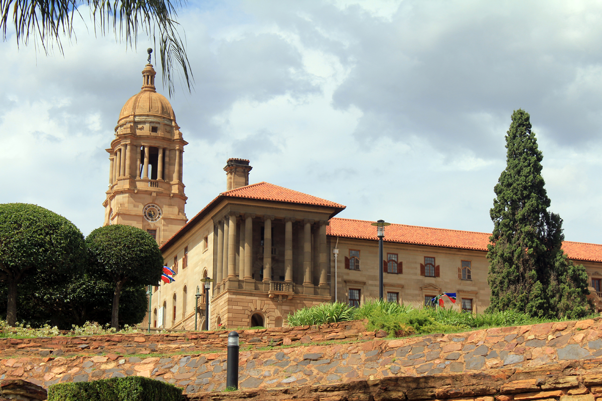 Parlement, Pretoria