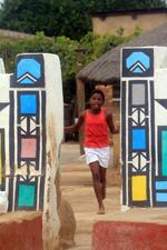 Pueblo Ndebele