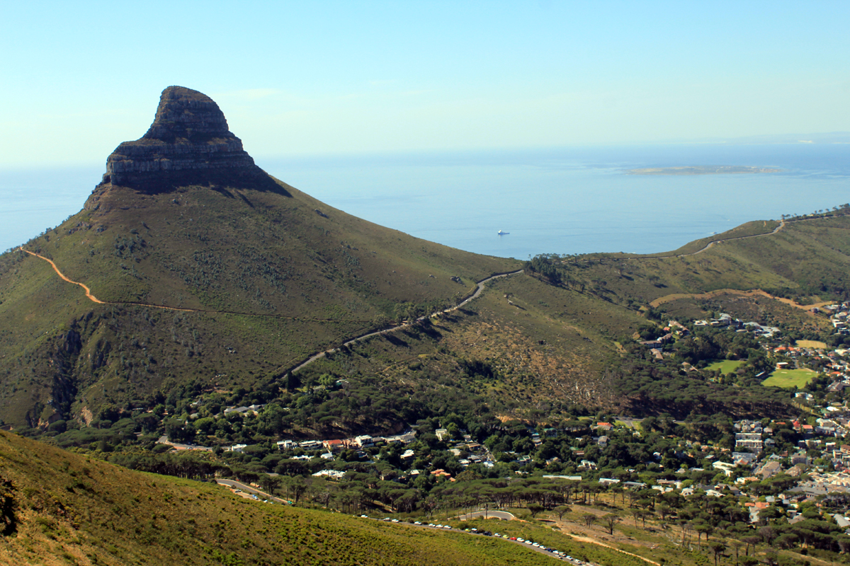 Cape Town, Lion's Head