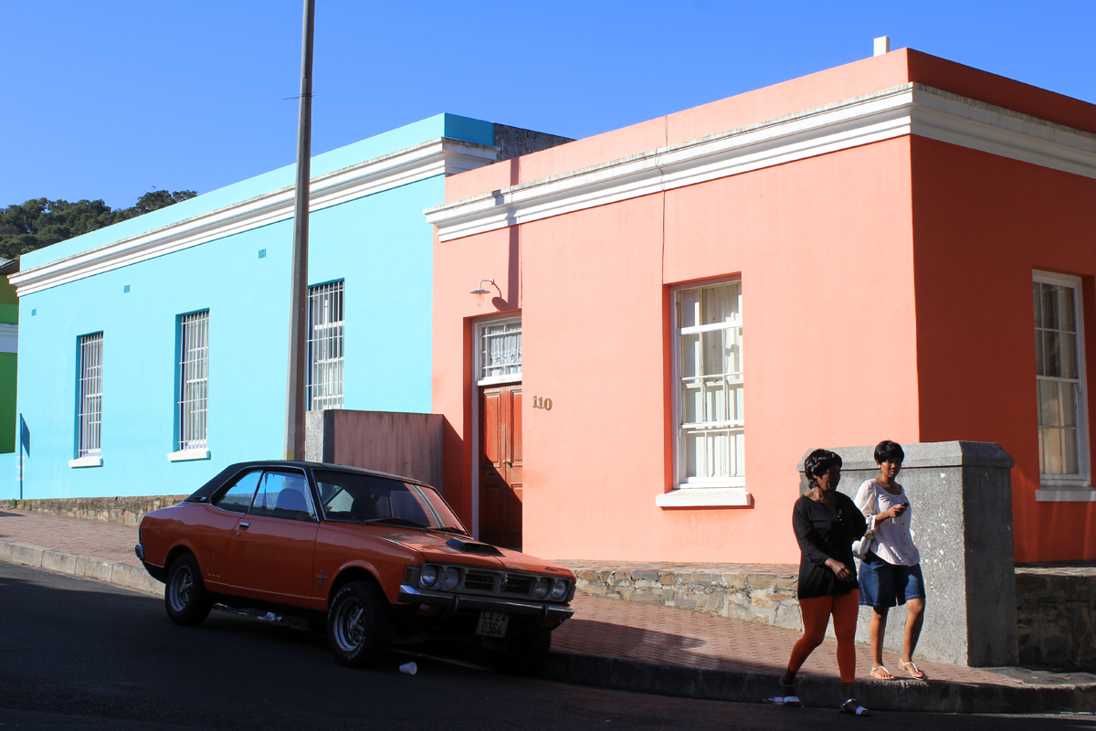 Cape Town, malay quarter
