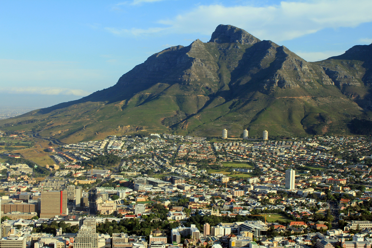 Cape Town, Devil's Peak