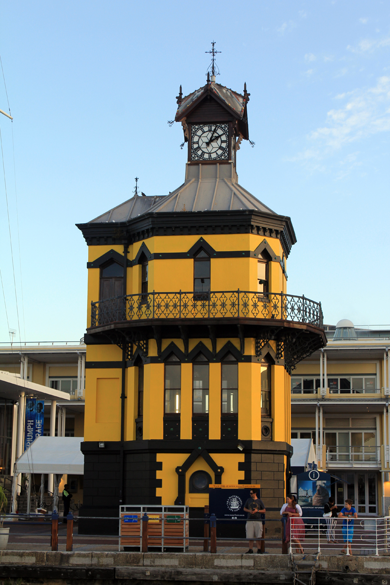 Cape Town, Clock Tower