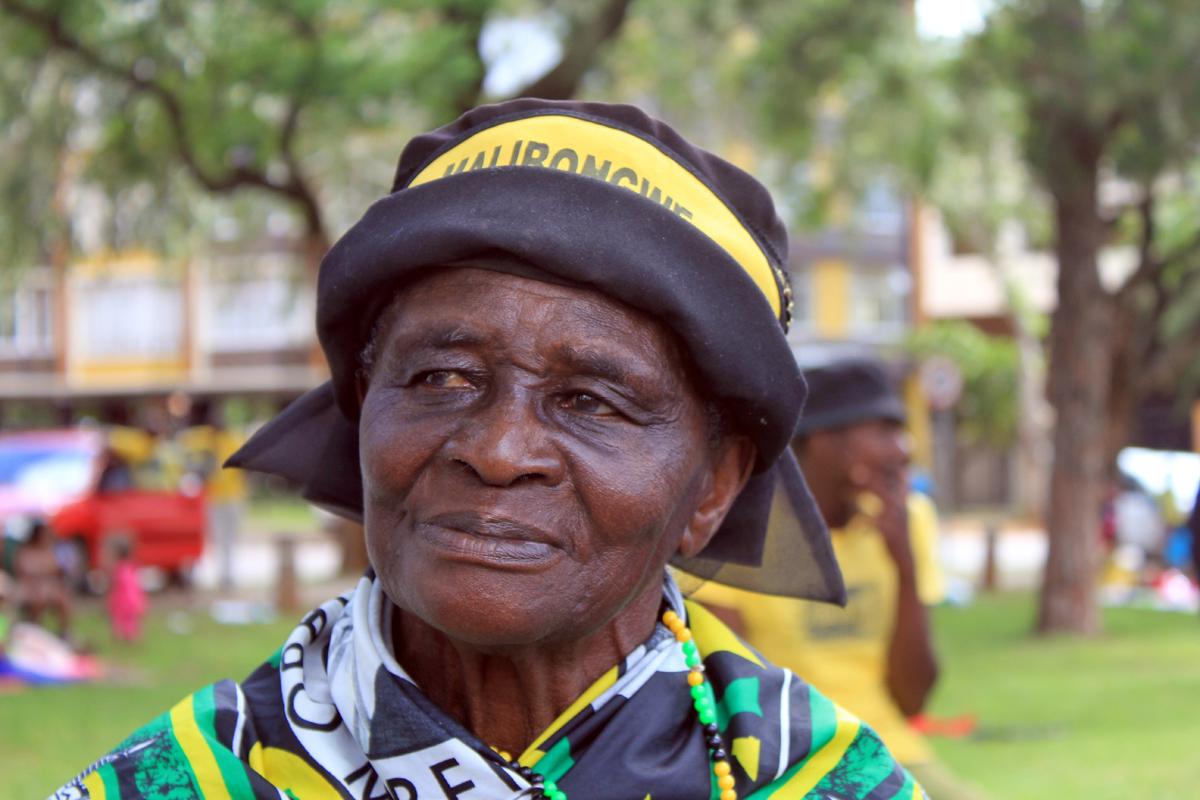 Recherche femme afrique du sud