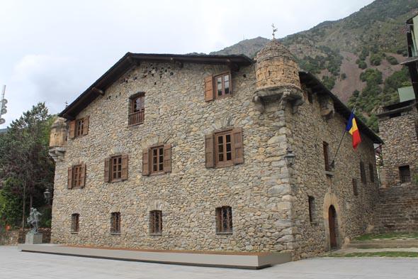 Maison des Vallées