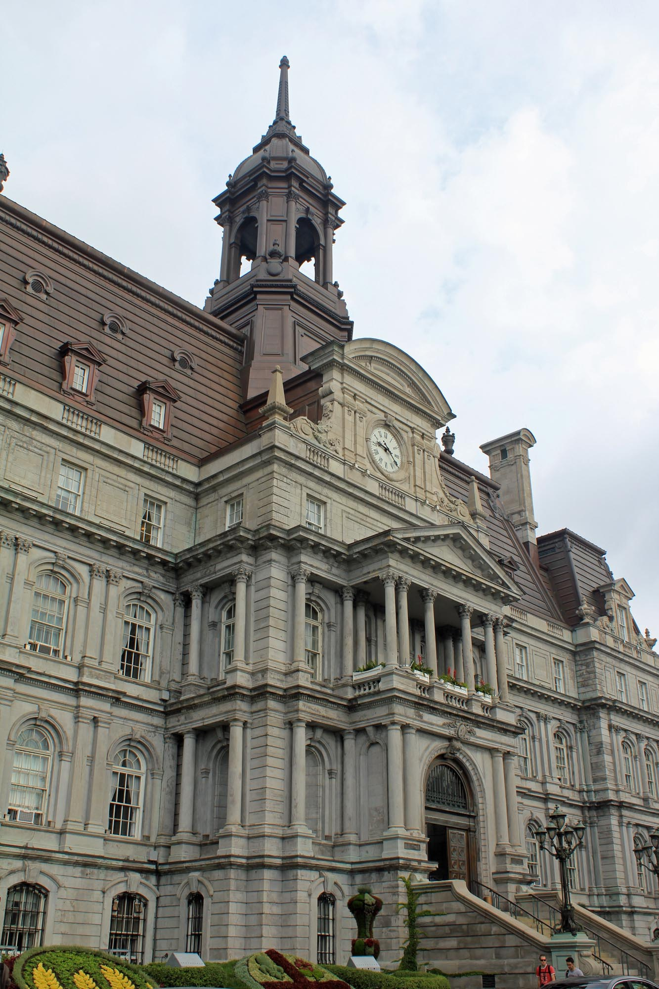 Montreal, city hall