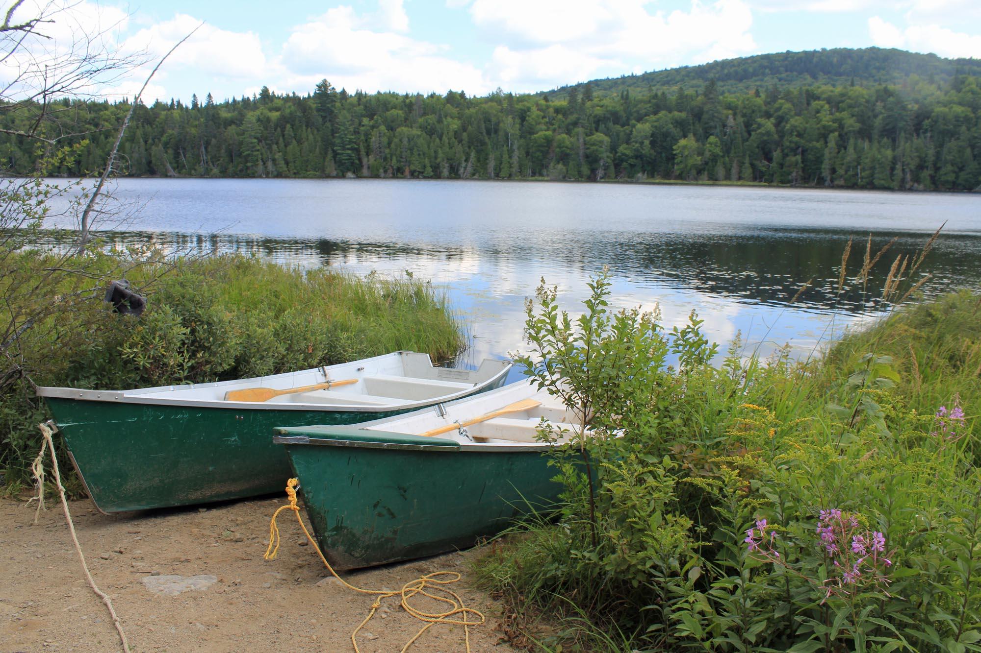 Petit lac Carufel
