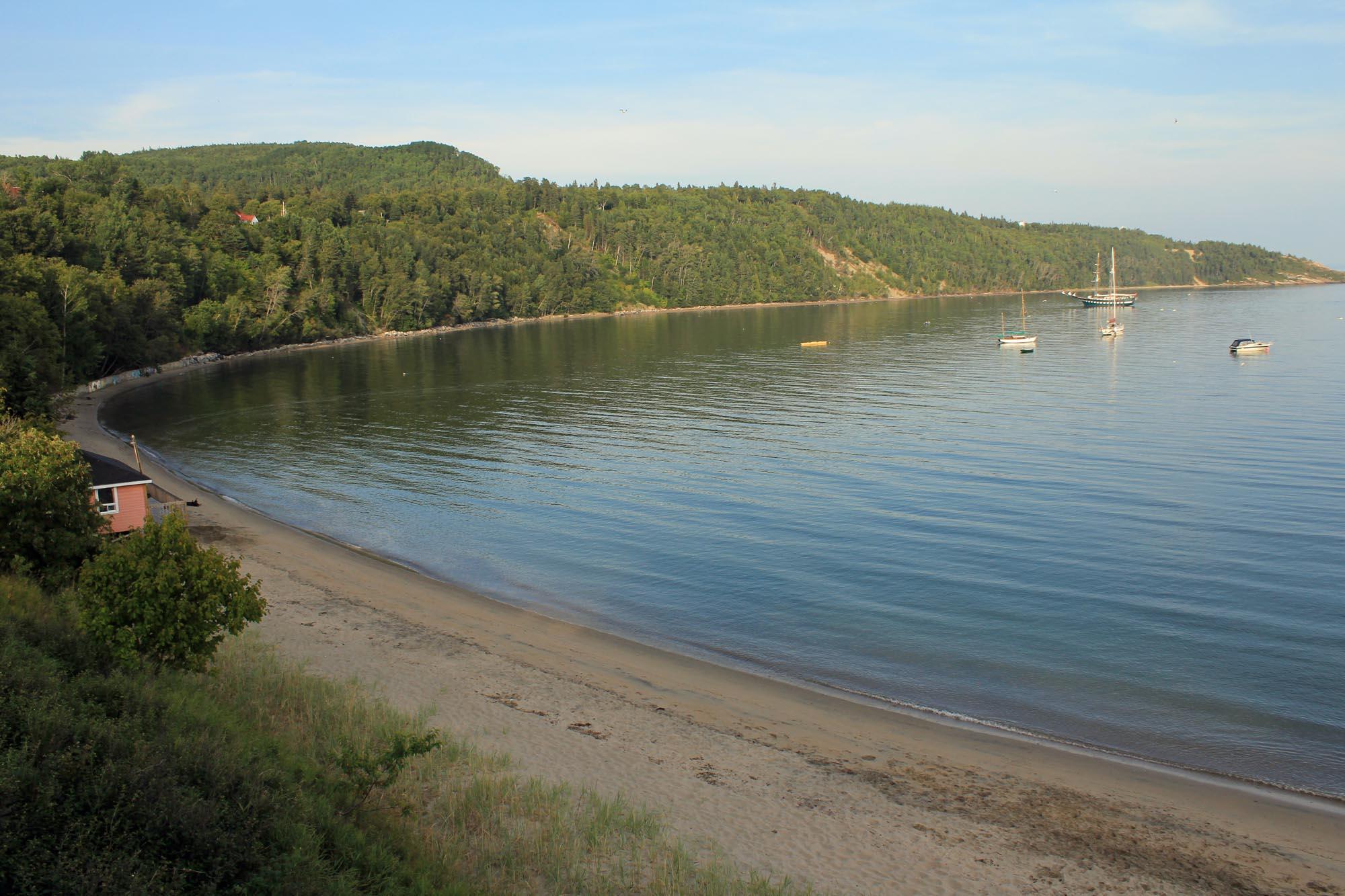 Baie de Tadoussac