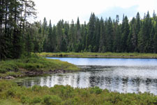 Lago Escalier