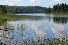 Lago Saint-Bernard