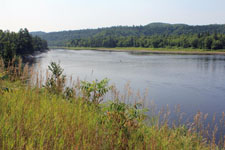 Saint-Maurice river