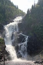 Ouiatchouan falls