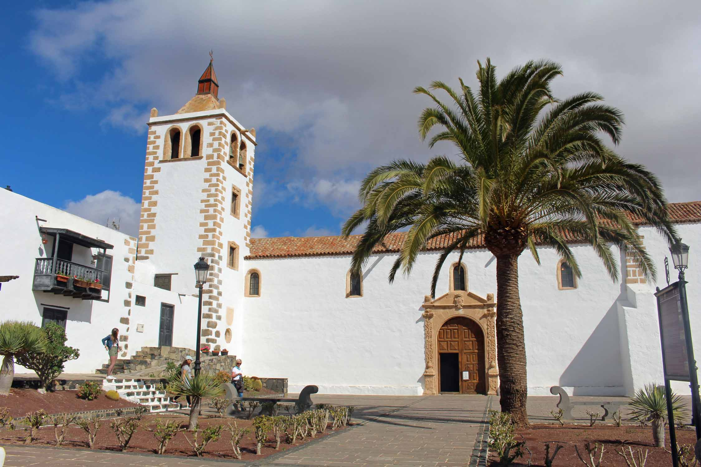 Fuerteventura, Betancuria, church
