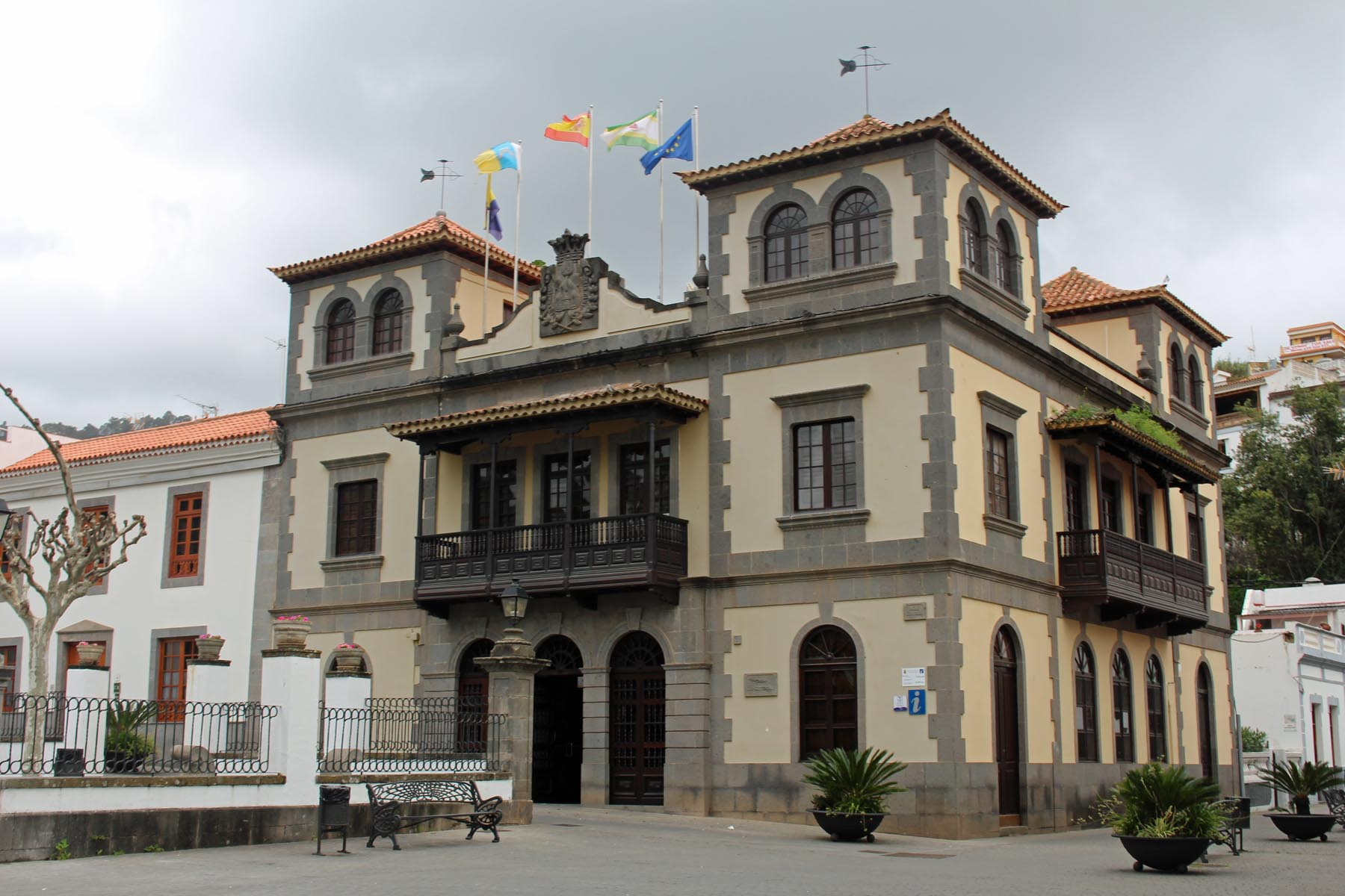 Teror, town hall