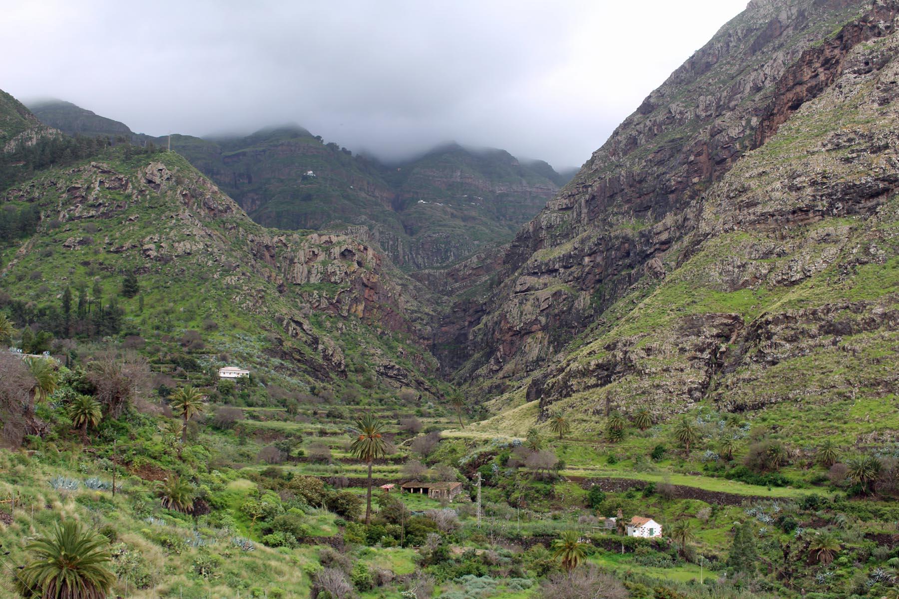 Vallée de Agaete