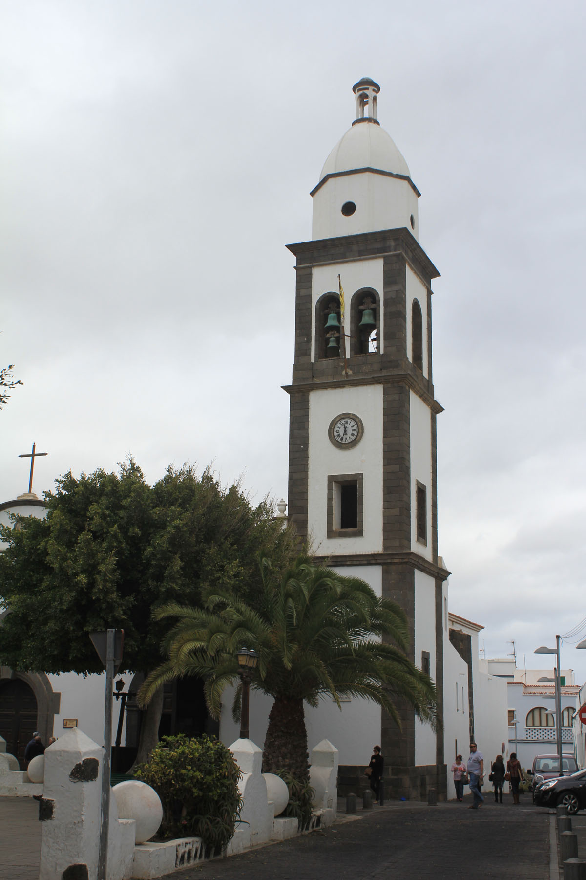 Arrecife, church San Ginés