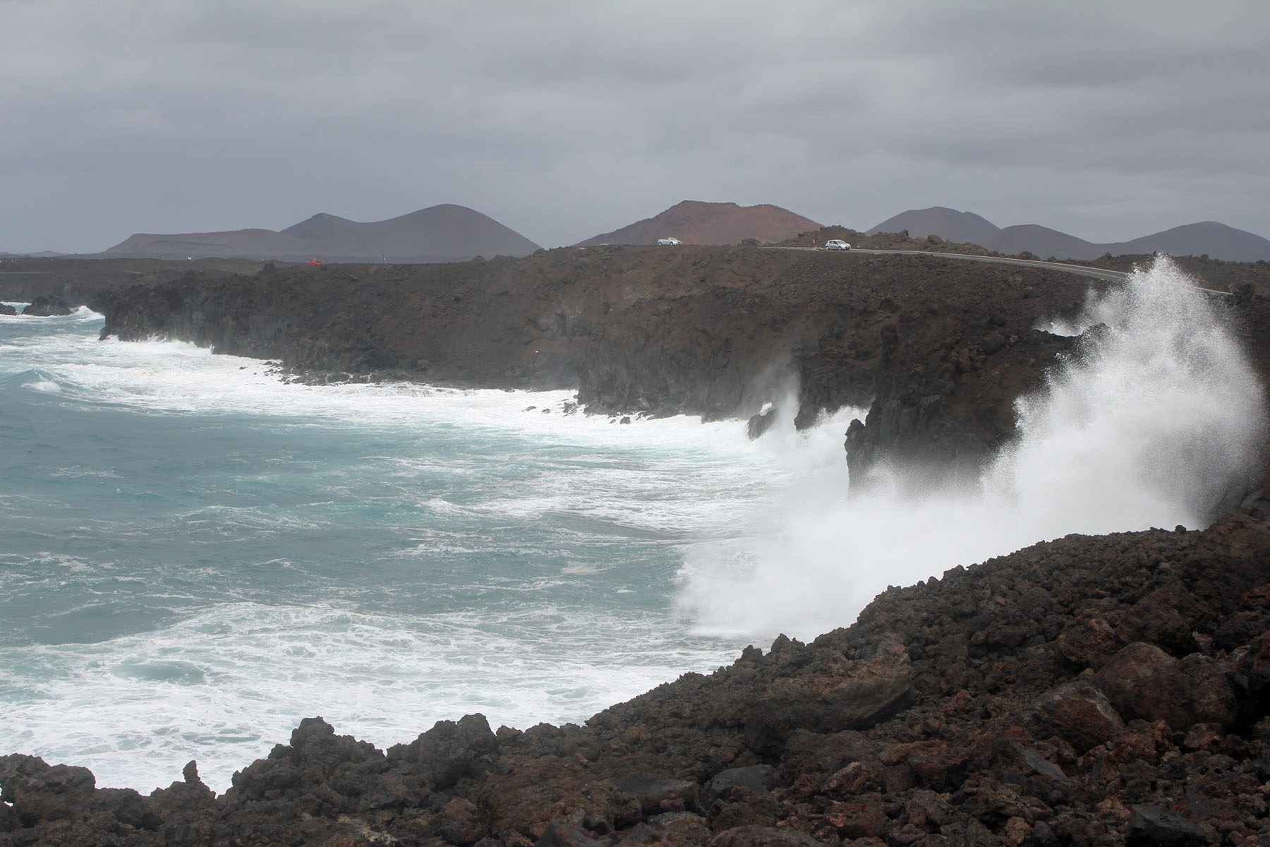 Punta del Volcán