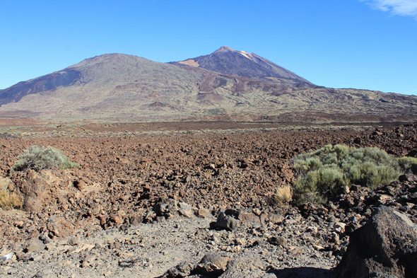 Teide, Pico Viejo, Canary Islands