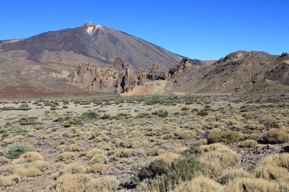 Llano de Ucanca, Canary Islands