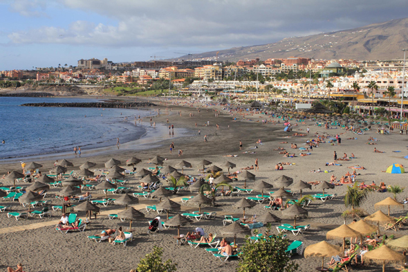 Playa de Fañabe