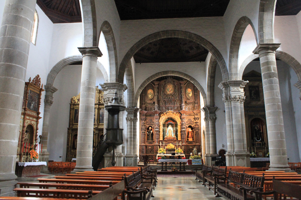 La Orotava, church San Agustin