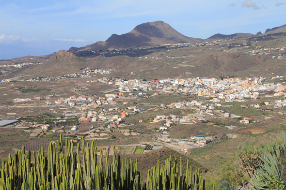 Tenerife, Cabo Blanco, Canary Islands