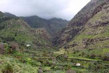 Agaete valley