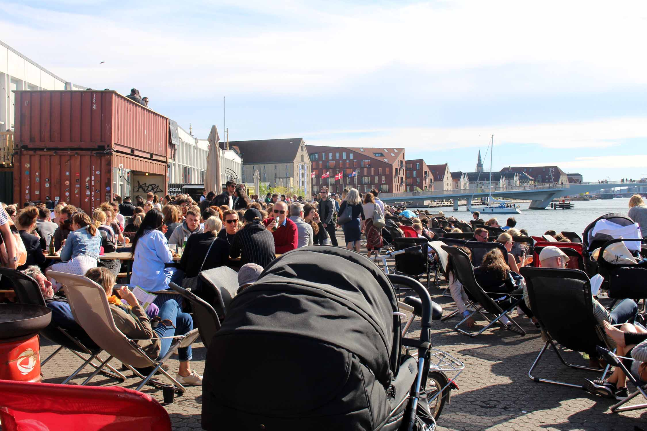 Copenhague, street food, Christianshavn