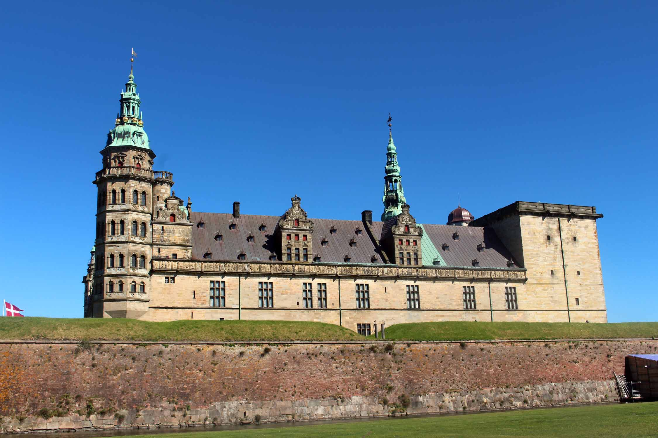 Elsinor, castillo de Kronborg