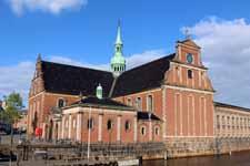Eglise Holmens