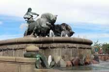 Fontaine de Gefion