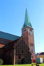 Saint Olaf cathedral
