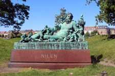 Statue Nilen