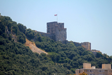 Moorish fort
