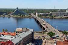 Vue de Riga