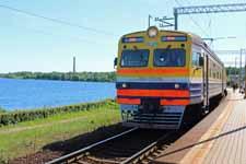 Train Jurmala-Riga