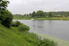 Rivière Lielupe