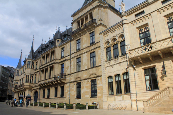 Luxembourg, Grand-Ducal palace