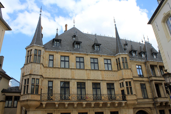 Grand-Ducal palace, Luxembourg