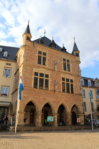 Echternach, Law Court