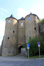 Puerta de los Trois Tours