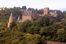 Castillo de Bourscheid