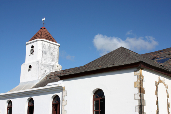 Sainte-Luce, Martinique, église