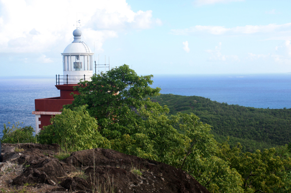 La Caravelle, Martinique Island, lighthouse