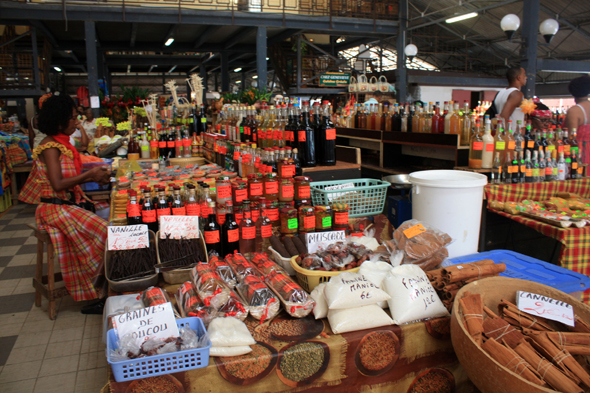 Marché de Fort-de-France, Martinique