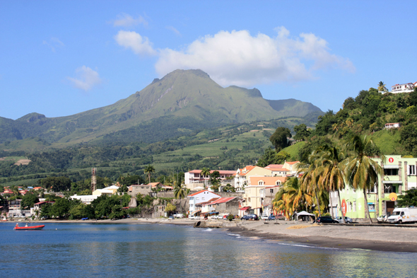 Le Carbet, Martinique Island