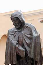 Statue de Grimaldi