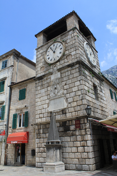 Kotor, Clock Tower