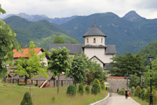 Monastery Moraca